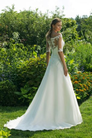 Robe de mariée - Côte Mariage Perpignan - Robe de mariage Prades