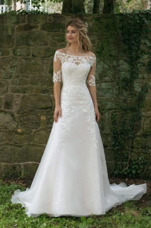 Robe de mariée - Côté Mariage Perpignan 66 - Robe de mariée Le Soler