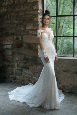 Robe de mariée - Côté Mariage Perpignan 66 - Robe de mariage Pia