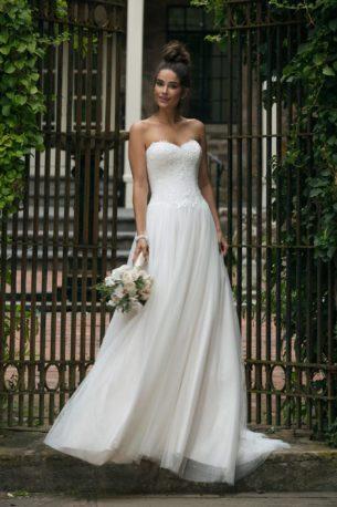 Robe de mariée - Côté Mariage Perpignan 66 - Robe de mariée Pia