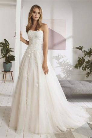 Robe de mariée - Côté Mariage Perpignan - Robe de mariée Canet