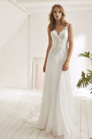 Robe de mariée - Côté Mariage Perpignan - Robes de mariée Le Soler